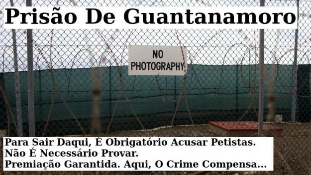 Prisão de Guatanamoro