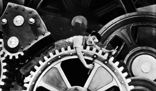 Chaplin, Tempos Modernos