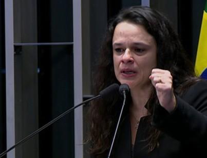 Janaina Paschoal no Senado